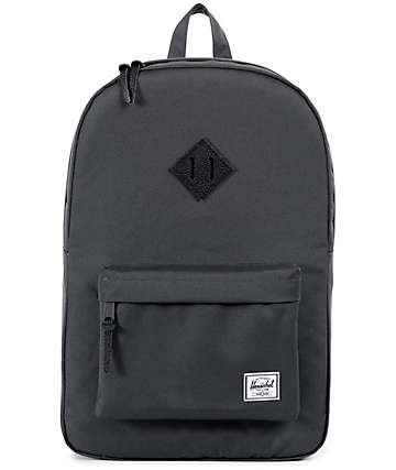 Herschel Supply Heritage Dark Shadow 21.5L Backpack