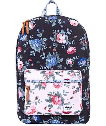 Herschel Supply Heritage Floral Print 11L Backpack