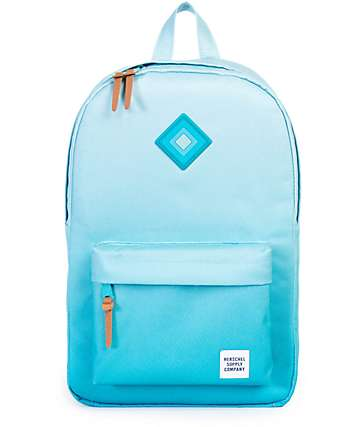 Herschel Supply Heritage Mid Sunrise Blue 14.5 L Backpack