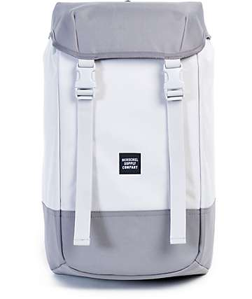 Herschel Supply Iona Lunar Rock Grey 24L Backpack