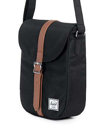 Herschel Supply Kingsgate Black 4L Bag