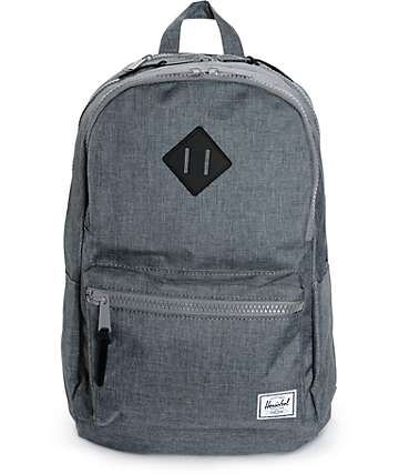 Herschel Supply Lennox Grey Crosshatch 24L Backpack