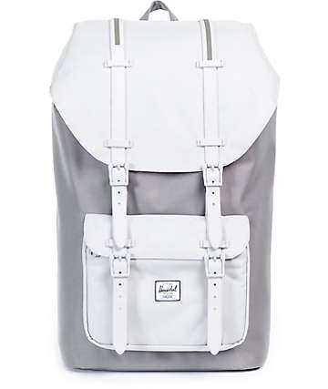 Herschel Supply Little America Grey Lunar Rock 25L Backpack
