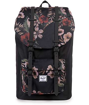 Herschel Supply Little America Hawaiian Camo 25L Backpack