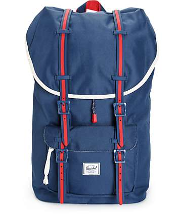 Herschel Supply Little America Hounds Navy 23.5L Backpack