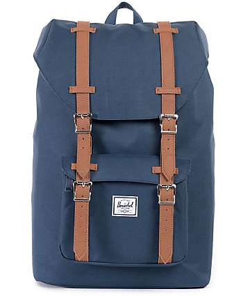 Herschel Supply Little America Navy 14.5L Backpack