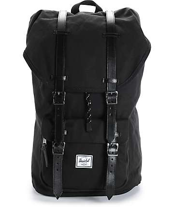 Herschel Supply Little America Select Black 23.5L Backpack