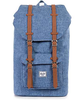 Herschel Supply Little America mochila azul 25L