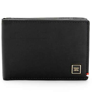 Herschel Supply Napa Merritt Leather Bifold Wallet