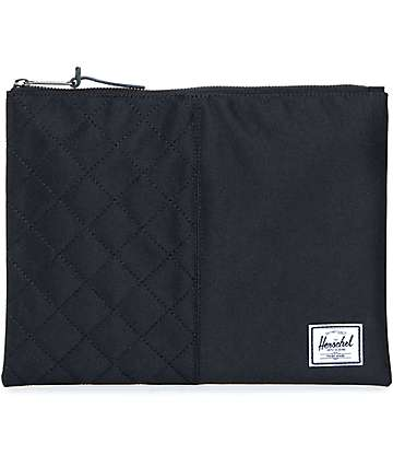 Herschel Supply Network Quilted Large Pouch