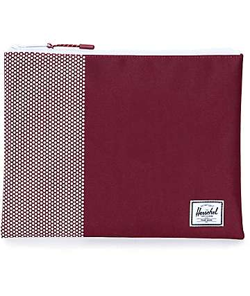 Herschel Supply Network Windsor Wine Large Pouch