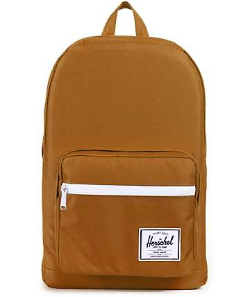 Herschel Supply Pop Quiz Caramel 22L Backpack