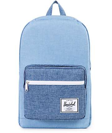 Herschel Supply Pop Quiz Crosshatch Limoges 22L Backpack