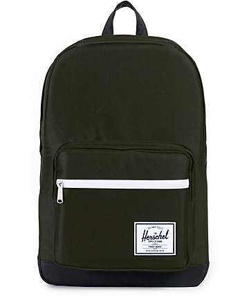 Herschel Supply Pop Quiz Dark Shadow & Black 22L Backpack