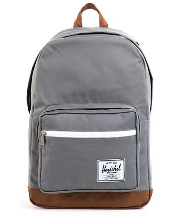 Herschel Supply Pop Quiz Grey 20L Backpack