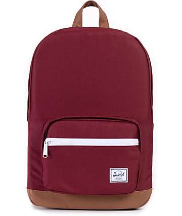 Herschel Supply Pop Quiz Windsor Wine 13L Backpack