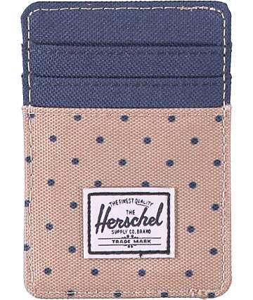 Herschel Supply Raven Cardholder Wallet