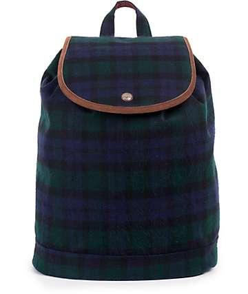 Herschel Supply Reid Watch Plaid 16L Backpack