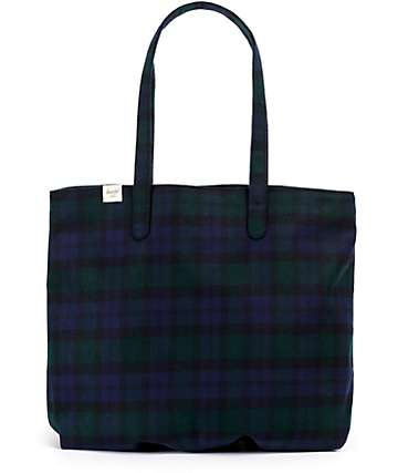 Herschel Supply Richmond Watch Plaid 16.25L Tote Bag