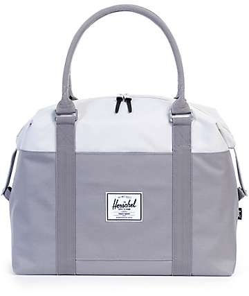 Herschel Supply Strand Lunar Rock Grey 28.5L Duffle Bag
