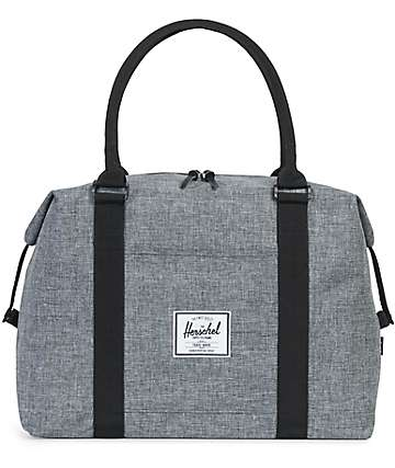Herschel Supply Strand Raven 28.5L Duffle Bag