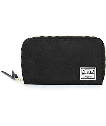 Herschel Supply Thomas Black Wallet