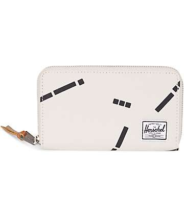 Herschel Supply Thomas Natural Code Wallet