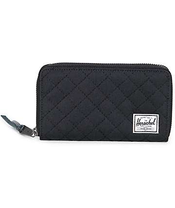 Herschel Supply Thomas Quilted Wallet
