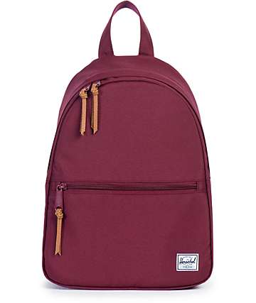 Herschel Supply Town Wine 9L Mini Backpack