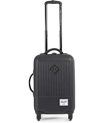 Herschel Supply Trade Small Black 44L Hard Shell Roller Bag