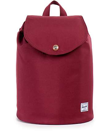 Herschel Supply Ware Windsor Wine 10.75L Rucksack Backpack