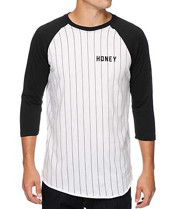 Honey Brand Co Bad News Baseball T-Shirt