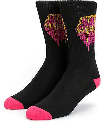 Honey Brand Co Beehive Crew Socks
