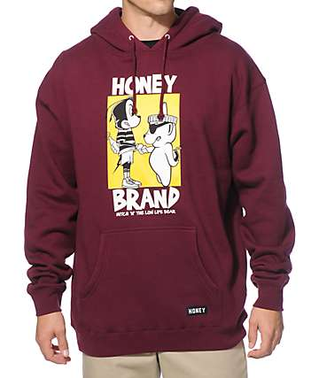 Honey Brand Co Best Friends Hoodie