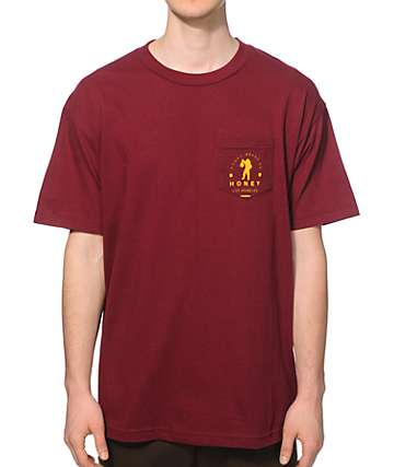 Honey Brand Co Guessed It Pocket T-Shirt