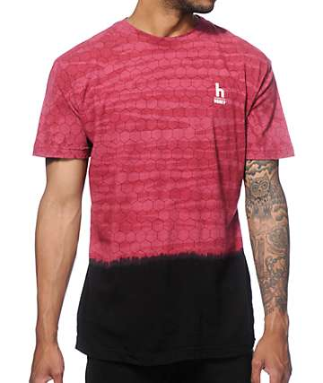 Honey Brand Co H Logo Dip T-Shirt