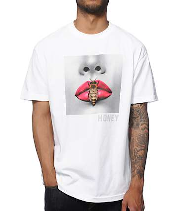 Honey Brand Co Lips T-Shirt