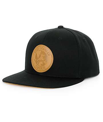 Honey Brand Co Mitch Swarm Snapback Hat