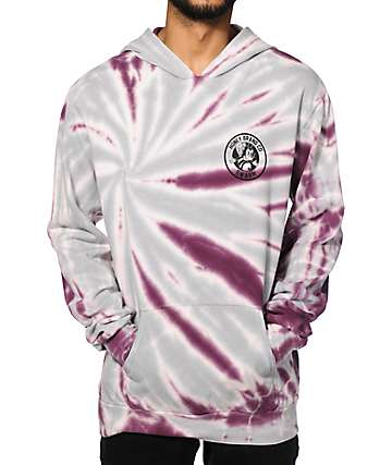 Honey Brand Co Mitch Tie Dye Hoodie