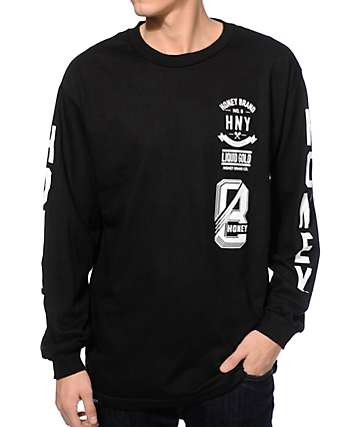 Honey Brand Co Pavement Long Sleeve T-Shirt