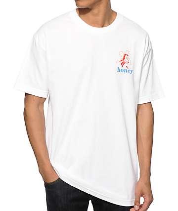 Honey Brand Co Raw Dip Honey Drips T-Shirt