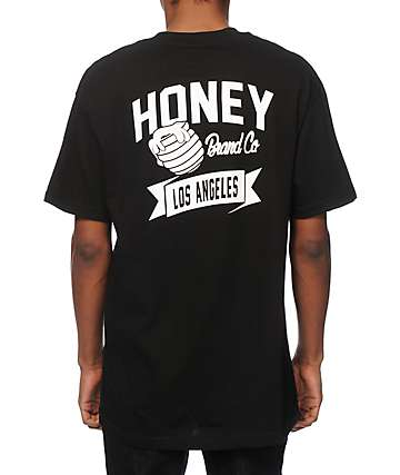 Honey Brand Co Spill T-Shirt