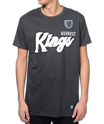 Hoonigan Burnout Kings T-Shirt
