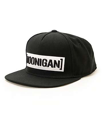 Hoonigan C-Bar Snapback Hat