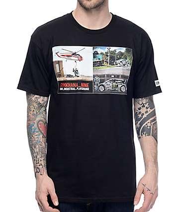Hoonigan Gymkhana 9 Photo camiseta negra