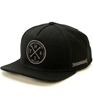 Hoonigan Hits Snapback Hat