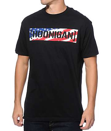 Hoonigan KB Stars & Stripes T-Shirt