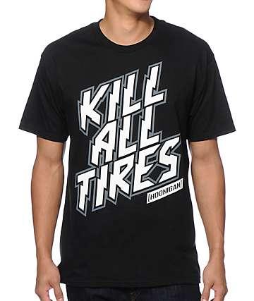 Hoonigan Kill All Tires T-Shirt