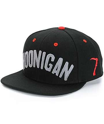 Hoonigan Reaper Snapback Hat