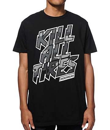 Hoonigan Snow Camo K.A.T. T-Shirt